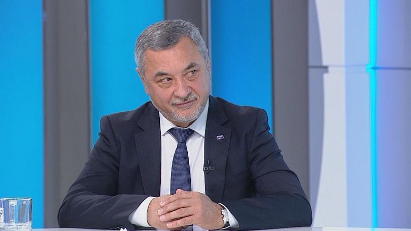 Коалиционни вълнения – говори вицепремиерът Валери Симеонов