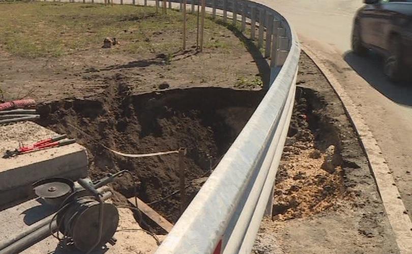 Причините за пропадналия булевард във Варна