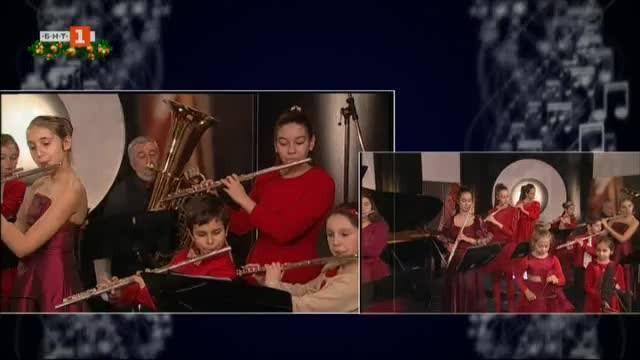 Новогодишни пожелания с изпълнения от албума на Вечната музика