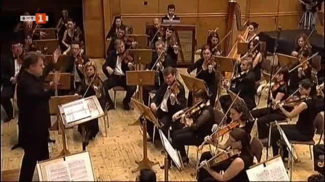 70-годишнина на Симфоничния оркестър на БНР