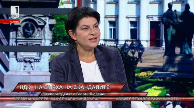Велислава Кръстева: Тревожи ме опитът да се противопоставя култура срещу държава
