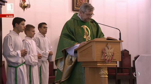 Добрият пастир: отец Кшистоф Охадович