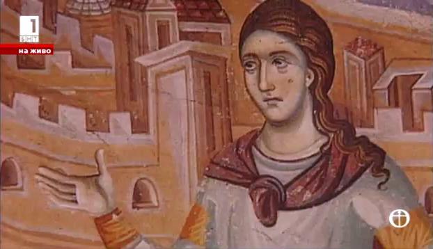 Азбука на вярата - Св. Мария Египетска