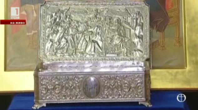 Даровете на влъхвите или подаръкът на един руски олигарх за Руската патриаршия