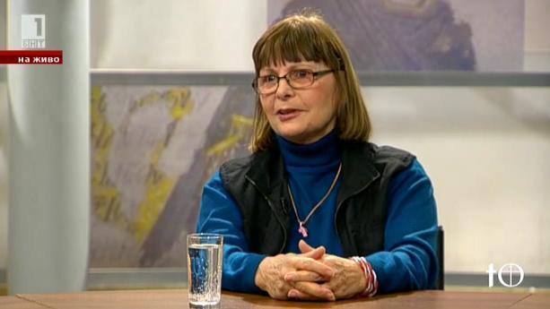 Зографката Ганка Павлова за българския параклис на о-в Ливингстън