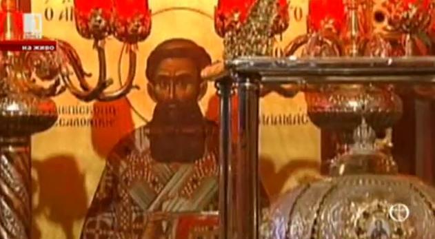За делото на Свети Григорий Палама