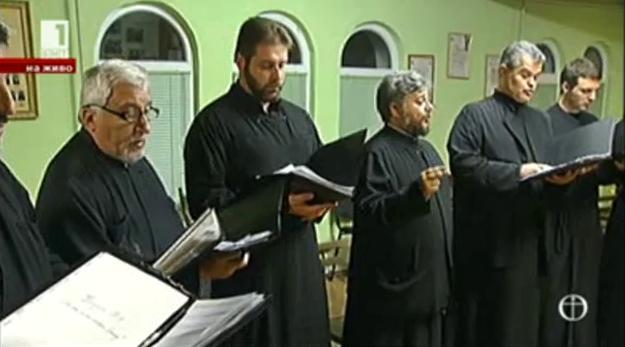 Възхвала на Бога с източно пеене и класически произведения