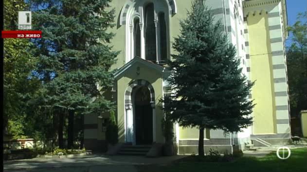 Първият храм, с който следосвобожденска София почита небесния закрилник на българите
