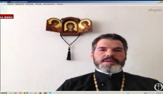 Благословия от митрополит Антоний