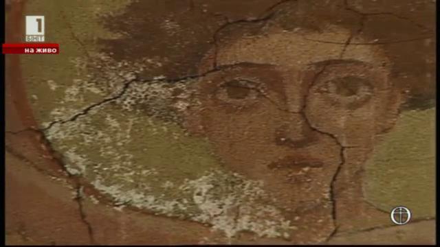 """Реставраторите за състоянието на стенописите на """"Св.Ал. Невски"""""""