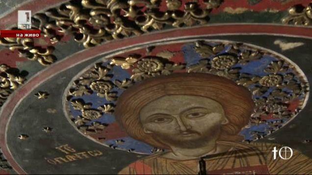 Изненади при реставрирането на централния храм в Бачковския манастир