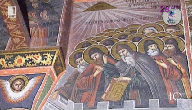 Подвигът на Светите 26 Зографски преподобномъченици