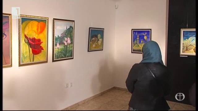 Красивото лице на исляма в изложбата Акценти