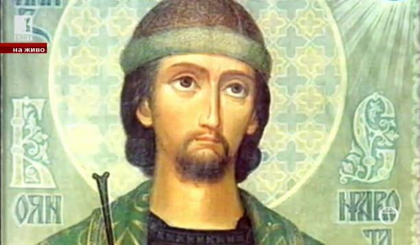 Честваме Св. мчк Боян-Енравота, княз Български