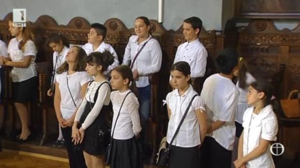 Най-краткият път на децата към храма