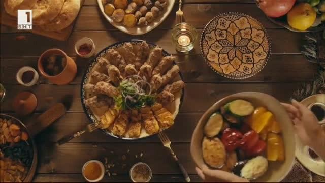 Вкусната Европа: Азербайджан