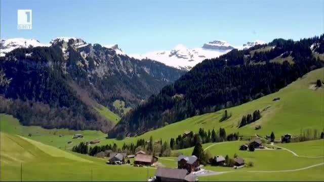 Вкусната Европа: Швейцария