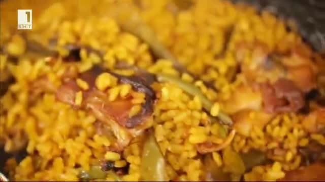 Вкусната Европа: Испания
