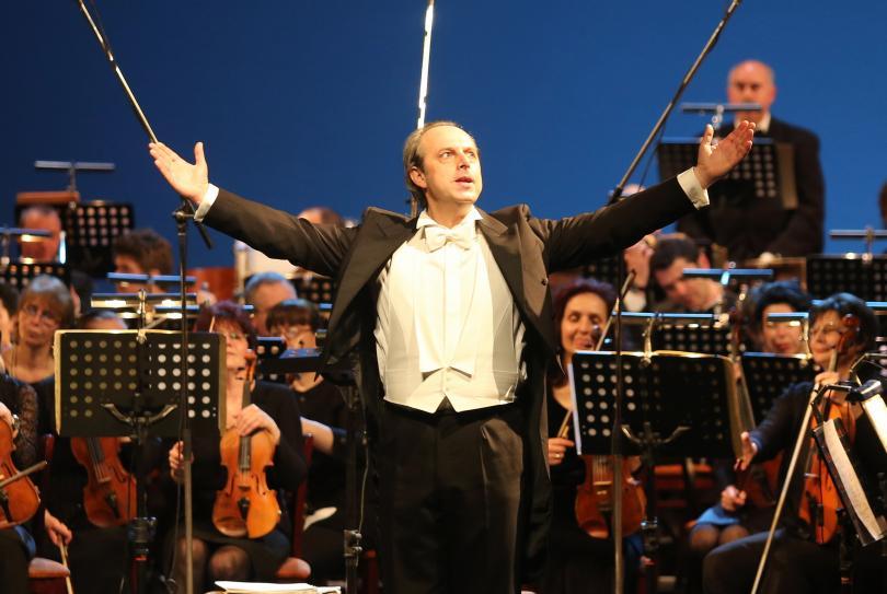 Владимир Стоянов с три спектакъла в Софийска опера и балет