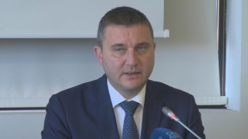 Vladislav Goranov, Minister of Finance