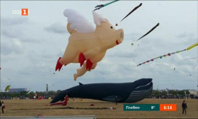 Фестивал на хвърчилата в Берлин
