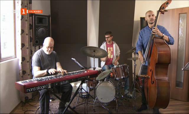Джаз пианистът Дейвид Бъркман пристига в България