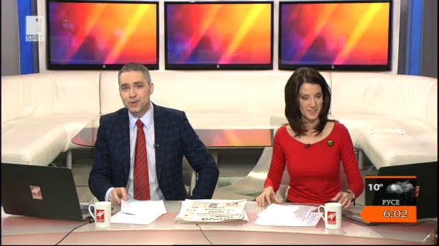 Н. Пр. Микола Балтажи за ситуацията в Украйна в Денят започва, 23.02.2015