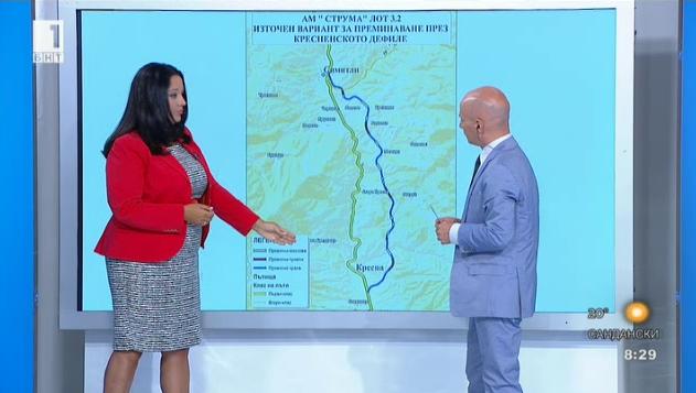 За развитието на регионите и инфраструктурните проекти. Министър Лиляна Павлова