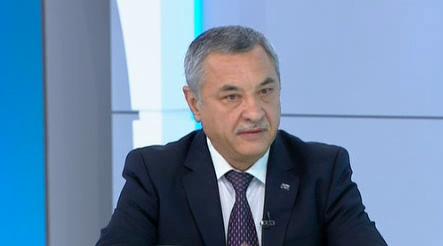 Правителство или предсрочни избори – говори Валери Симеонов