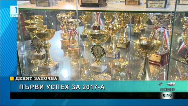 Учениците на СМГ с пет медала от престижната Жаутиковска олимпиада