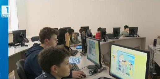 Опасните игри - нова мода сред учениците