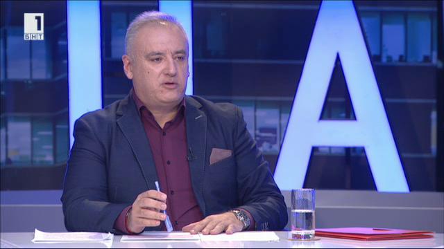 Атанас Костадинов: Преговорите на ГЕРБ и ОП са формулата на дървеното желязо