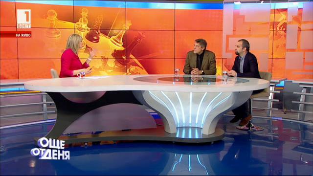 Въпросителни около бъдещата коалиция - Първан Симеонов и проф. Антоний Гълъбов