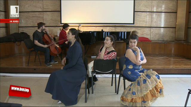 Заключителен концерт на майсторския клас на Дарина Такова