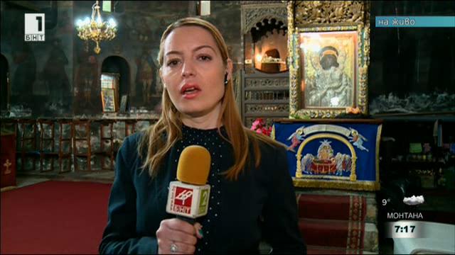 Литийно шествие в Бачковския манастир