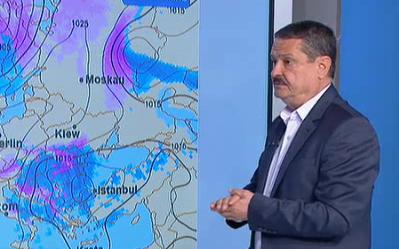 Доц. Георги Рачев: Очакват се интензивни валежи и ниски температури