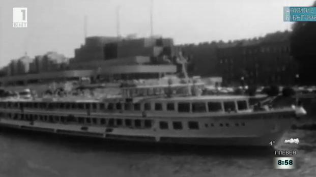 Русе се сбогува с първия български луксозен дунавски кораб