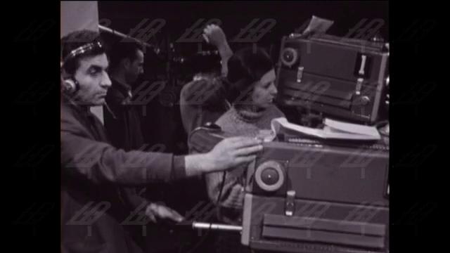 """Златен фонд: снима се постановката """"Болничната стая"""", 1964 година"""
