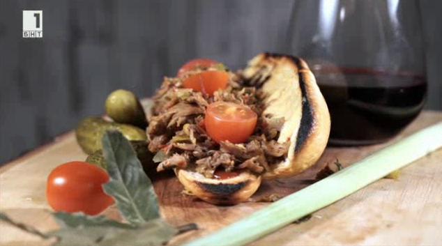 Великият български сандвич