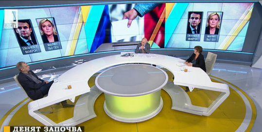 Изборът на Франция. Коментар на Татяна Ваксберг и проф. Ивайло Дичев