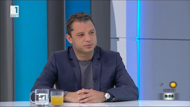 Делян Добрев за цената на газа, преговорите за правителство и водата в Хасково