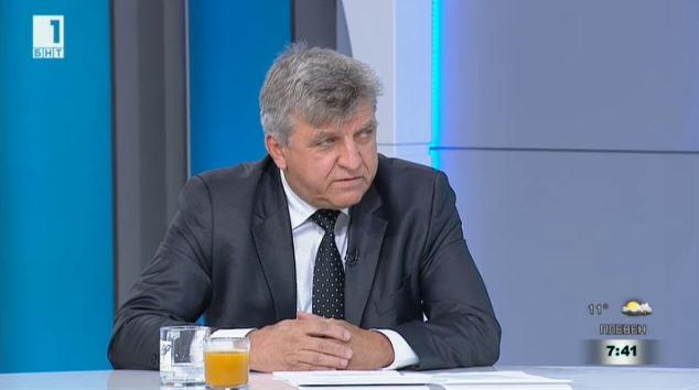 Манол Генов: Парламентарният контрол е редно да се излъчва по БНТ1