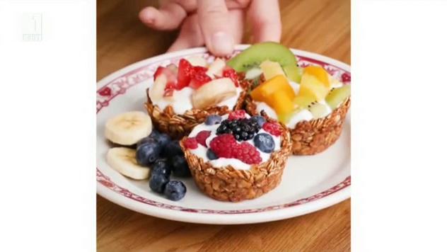 Здраве в чинията: Мъфини с гранола