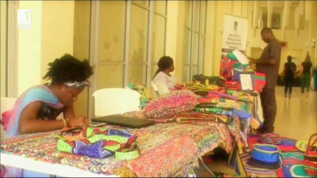 Как в Нигерия рециклират полиетиленови торби