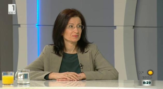 Соня Найденова: Съдебната власт да защитава правата и интересите на гражданите