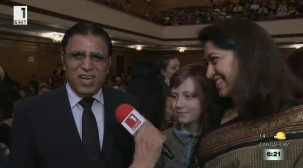 България и Индия имат шансове за авангардно сътрудничество