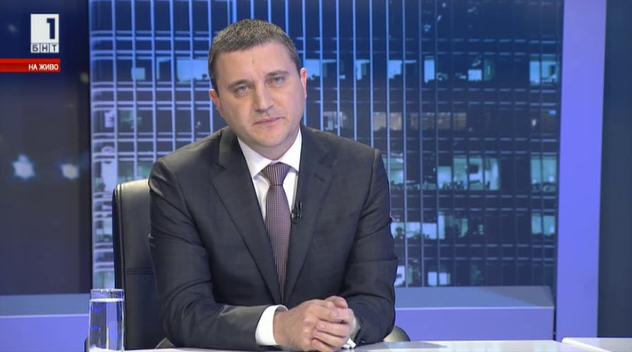 Владислав Горанов: Управлението на кабинета е поставено пред много лоши условия