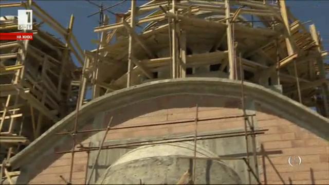 Зов за помощ за дострояване храма в с. Джигурово