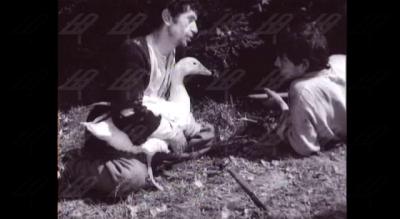 """Юрий Ангелов и Антон Карастоянов в """"Среща"""", 1972 г."""