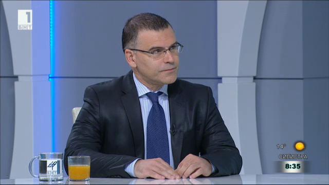 Симеон Дянков: Тази и следващата година ще достигнем около 4% ръст